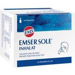 EMSER SOLE INHALAT